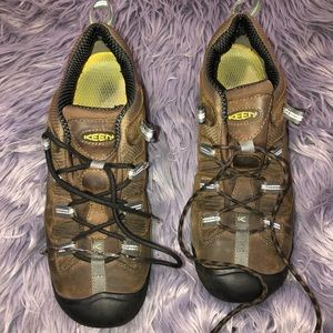 KEEN ASTM F2413-11 STEEL TOE Work Safety Shoes